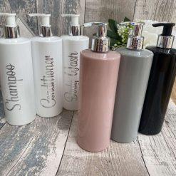 Hinch inspired pump bottles