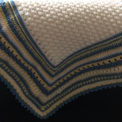 Alfie Baby Blanket