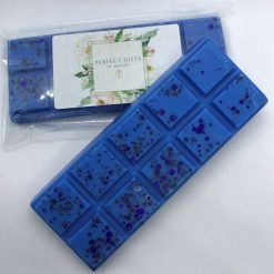 BLUEBERRY CHEESECAKE - HANDMADE HIGHLY SCENTED WAX MELTS - LARGE