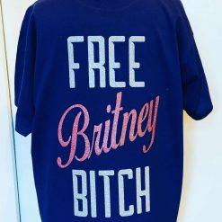 Free Britney Bitch t-shirt.