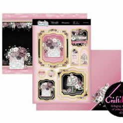 Hunkydory - A Fabulous Finishes - Floral Elegance - Sweet Treats - Luxury Topper Set