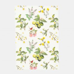 Tea Botanicals Tea Towel - Ivory
