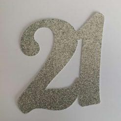 Any Age Cake Topper Any Number