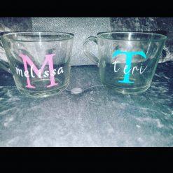 Glass/ ceramic mug