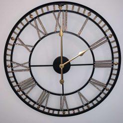 60cm Crystal Wall Clock