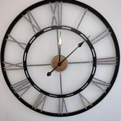 70cm Crystal Wall Clock