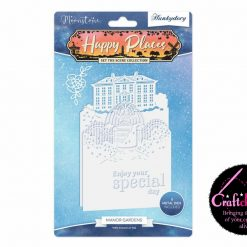 Moonstone - Hunkydory - Set The Scene Collection - Happy Places - Manor Gardens Cutting Dies