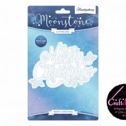 Moonstone Dies - Hunkydory - Little Red Robin - Merry Christmas - Cutting Dies