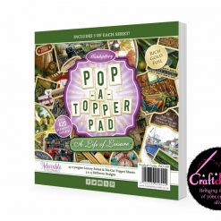 Hunkydory - Pop-A-Topper Pad - A Life Of Leisure