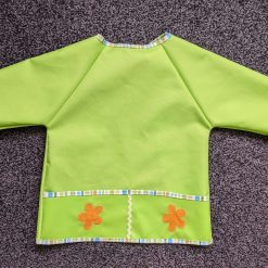 Child's water-resistant smock craft apron