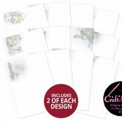 Hunkydory - Little Red Robin - Luxury Inserts - A4 - 140gsm - 36 Sheets