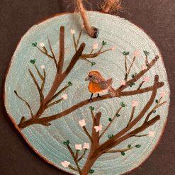 Robin (Cherry Blossom) A