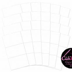 Hunkydory - Tri-Panel Card Blanks & Envelopes