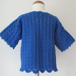 Surfs Up Cardigan by SerendipityGDDs for girls aged 8 or 9 1