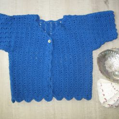 Surfs Up Cardigan by SerendipityGDDs for girls aged 8 or 9 4