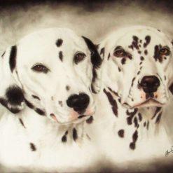 Hand-painted Pet/Animal Portrait Commission