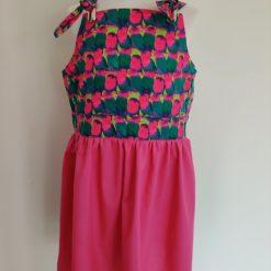 Aussie Parrots Sun Dress by SerendipityGDDs, for girls aged 5 4