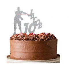 Fortnight Cake Topper