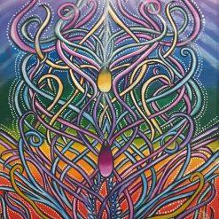 Oracle. Original A3 art print by Annabelle.