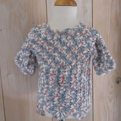 Pebble Beach Cardigan by SerendipityGDDs, for age 4 or 5 2