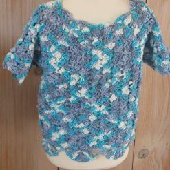 Sea Spray Cardigan by SerendipityGDDs, for age 2 or 3 2