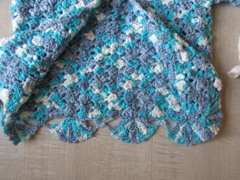 Sea Spray Cardigan by SerendipityGDDs, for age 2 or 3