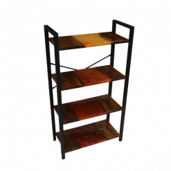 Small Handcrafted Book Shelf