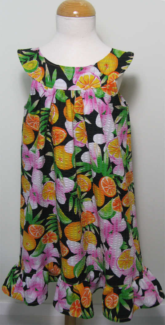 Tutti Fruitti dress by SerendipityGDDs, for Age 7