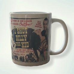 I shot billy the kid poster Mug