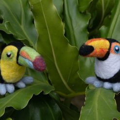 Pair Of Toucans - Made To Order