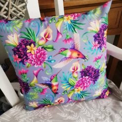 Hummingbird - Outdoor waterproof cushion with or without inner