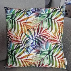 Palm Leaf - Outdoor waterproof cushion with or without inner