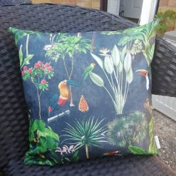 Wild Tropic - Outdoor water proof cushion with or without inner