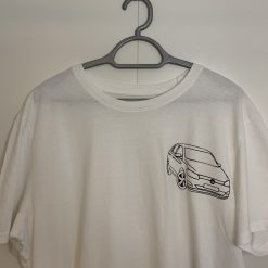 Personalised T-Shirt - White (Iron On)