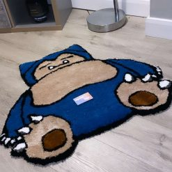 Tufted Snorlax Character