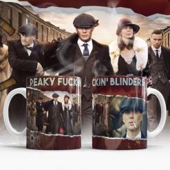 Peaky Fuckin' Blinders Mug