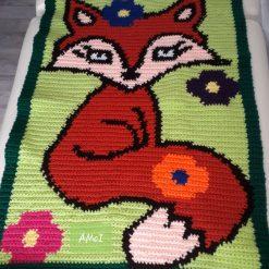 Foxy Blanket