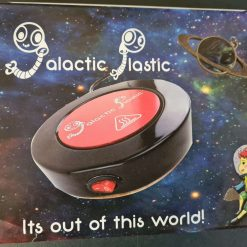 Galactic Plastic Heater, 2 Mats and Instruction Leaflet