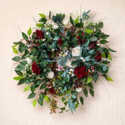 Brand New Custom Made Occasion Artificial Wreath