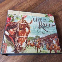 Race Day Photo Album / Memory Book