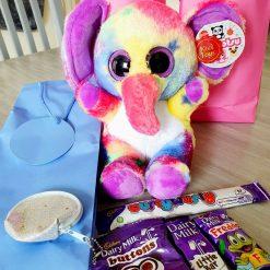 **REDUCED PLUS FREE DELIVERY!** Elephant Hugs Kids Cadburys Gift Bag