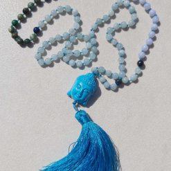 Mala Bead Necklace/Meditation Beads