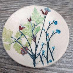 Ceramic Botanics Ring Dish
