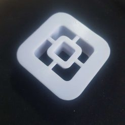 *NEW* Mokume Gane pattern press- Double Zig-Zag