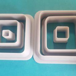 Mokume Gane pattern press- Double Zig-Zag