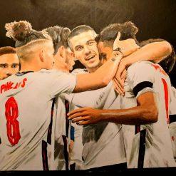 England football team 2021