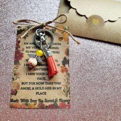Angel Keepsake Keyring Wallet Card Mum ❤❤❤