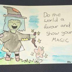 Show your magic