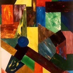 Abstract Art - Sharp