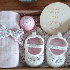 Baby Girl Gift Box